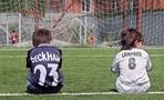 После падения футбольных ворот на омского школьника возбуждено уголовное дело