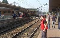 Во Франции сошел с рельсов пассажирский поезд. Есть жертвы