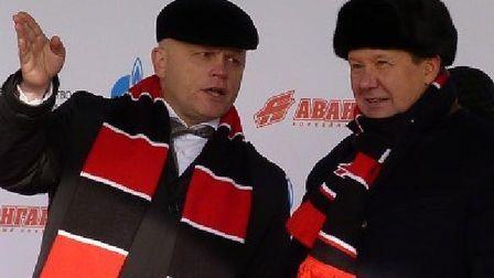 В Москве обсудили строительство Омской хоккейной академии «Авангард»