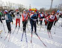 «Лыжню России» перенесли из-за холодов