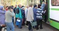 В Омске садовые маршруты продлили до середины октября