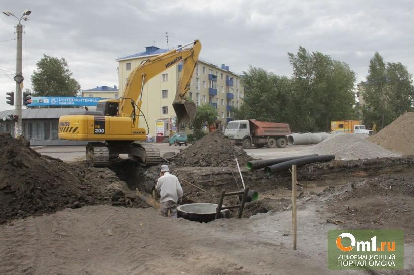 В Омске на 21-й Амурской автобусную стоянку сделают во дворе жилого дома?