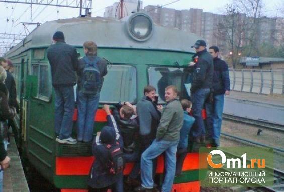 Городская электричка в Омске будет запущена уже в следующем году