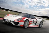 Первые премьеры Франкфурта: опять Megane и безумный эко-Porsche