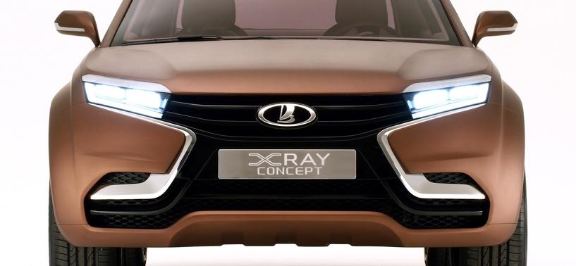 Mitsubishi «своровала» дизайн у Lada? Бу Андерссон разберется