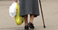 В Омске пассажирская «Газель» сбила пенсионерку