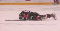 Воспитанника омского «Авангарда» увезли с матча ¼ финала Кубка Гагарина на скорой