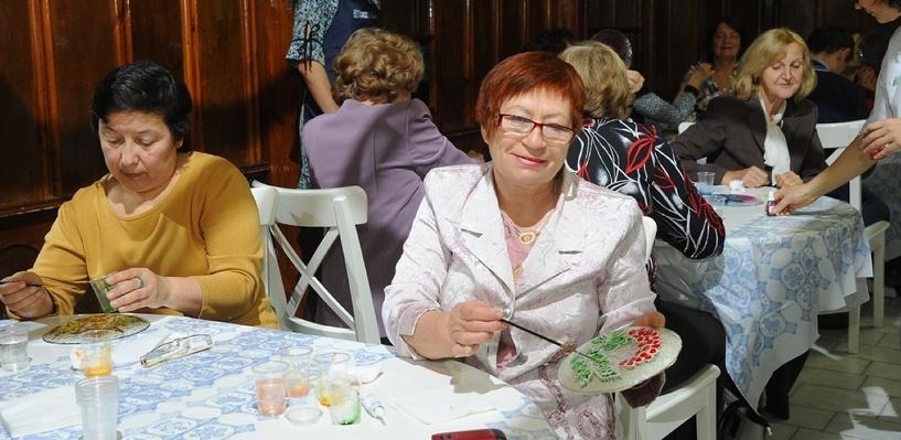 «Газпромнефть-Региональные продажи» организовали праздник для ветеранов Омска