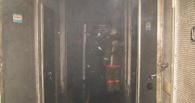Пожар в ТЦ «Омский» тушили 45 спасателей