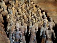 Археологи раскопали дворец китайского императора Цинь Шихуанди