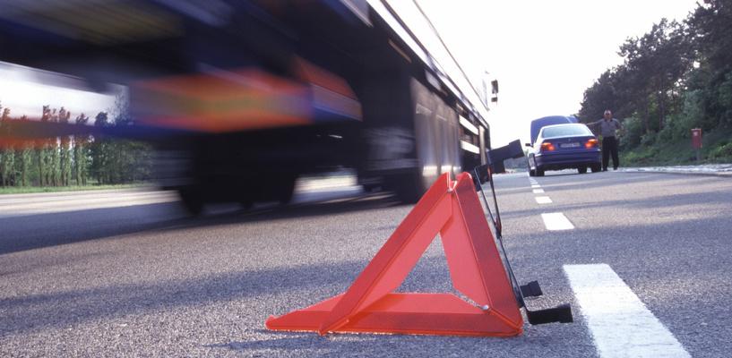 Пассажир, попавший в аварию с тремя грузовиками на трассе Омск– Тюмень, скончался в больнице