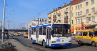 В Омске произошло ДТП с пассажирским автобусом