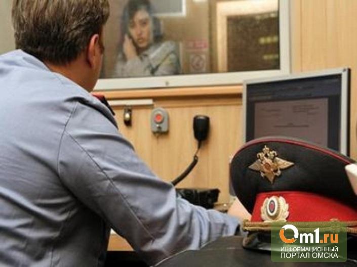 В Омской области дебошир избил участкового