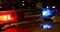 Омские таксисты ночью помогли полицейским задержать пьяного водителя без прав