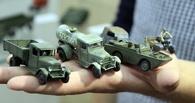 У «Арены Омск» развернулся военный музей под открытым небом