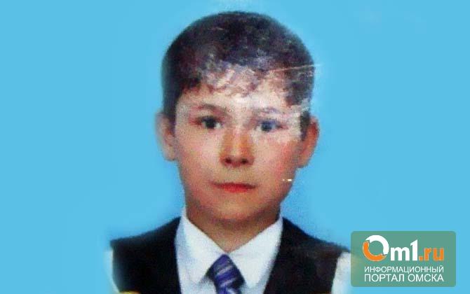 В Омской области ушел из дома и не вернулся 14-летний школьник