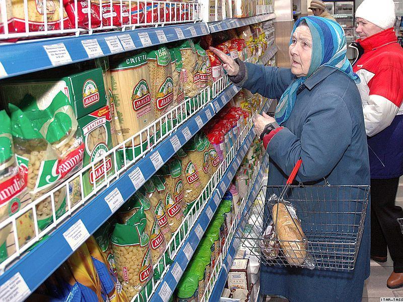 В марте в Омской области снизятся цены на колбасу, молоко, творог и хлеб