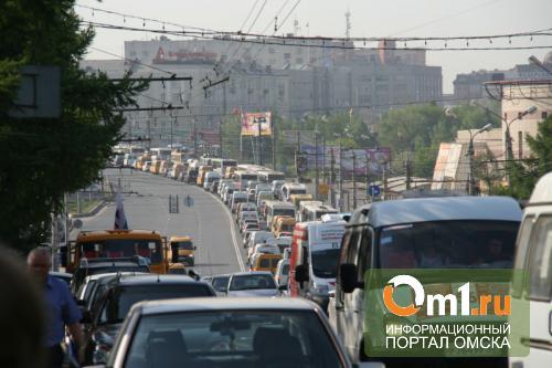 Улицу Ленина в Омске обещают открыть 23 мая