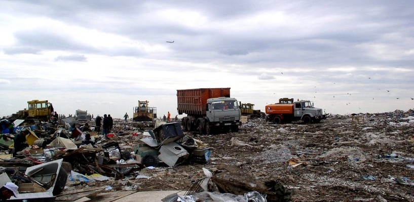 Суд постановил освободить мусорный полигон близ Надеждино