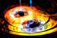 Ученые нашли самую далекую от Земли черную дыру