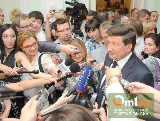 Двораковский занял четвертое место в медиарейтинге мэров Сибири