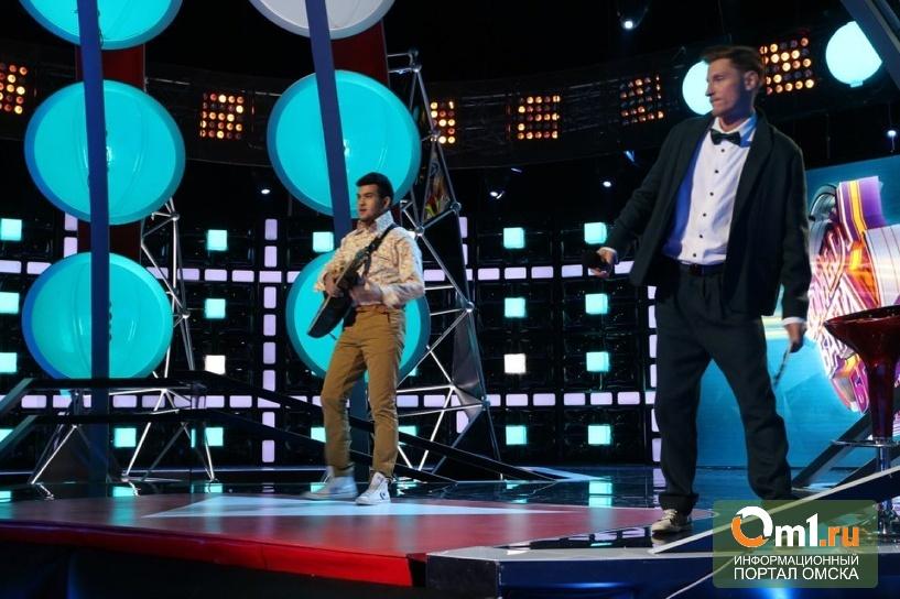 Арт-менеджер омского клуба XL прошел в финал Comedy Баттл на ТНТ(ВИДЕО)