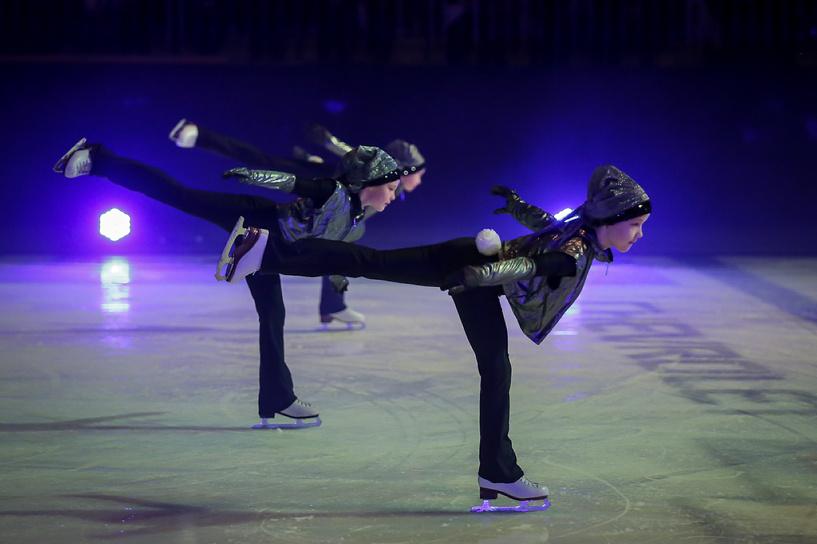 Омичей приглашают на ледовое шоу в честь 70-летия Победы