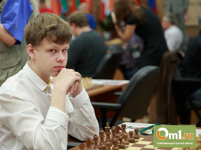 """Владислав Артемьев, юный шахматист: """"Я люблю Омск, это моя малая родина"""""""
