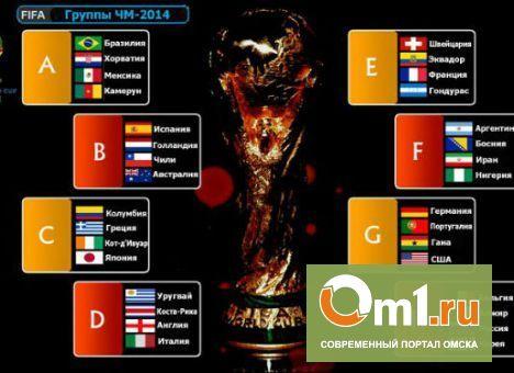 Календарь чемпионата мира по футболу — 2014