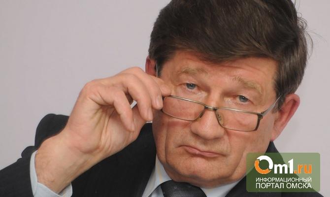 Мэр Омска получил 118 замечаний от ГИБДД за плохие дороги