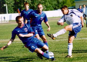 Омский «Иртыш»-таки одержал третью победу в сезоне
