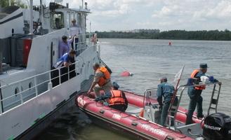 В Омске всплыло тело второго пассажира яхты «Ольга»