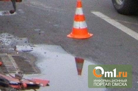 На трассе под Омском насмерть разбился водитель «семерки»
