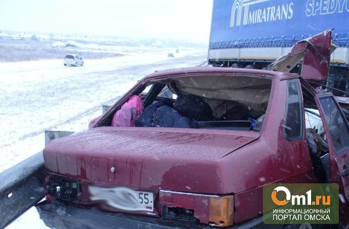 В Омской области закрыли дело о ДТП, в котором погибли семь человек