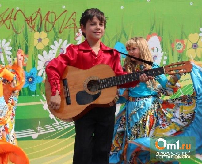 Десятилетний омич борется за победу в шоу «Детский голос» на Первом