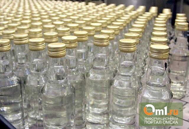 В Омске нашли магазины, торгующие нелицензированным алкоголем
