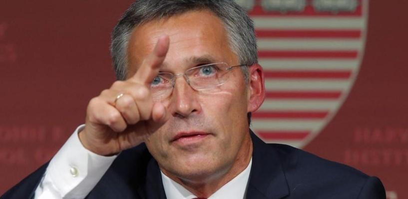 «Если кто и «напрягается» от действий РФ в Сирии, то это террористы». Минобороны ответило на критику НАТО