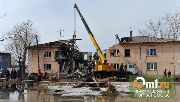 На месте взорвавшегося дома в Конезаводском построят новое жилье