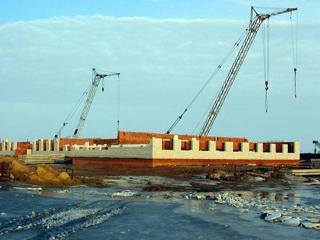 В Тевризском районе построят школу за 150 миллионов рублей