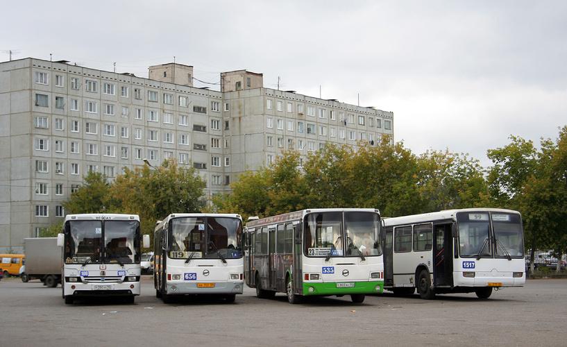 В Омске на маршруты не вышли 90 автобусов и троллейбусов