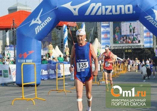 Японская фирма Mizuno «купила» Сибирский международный марафон