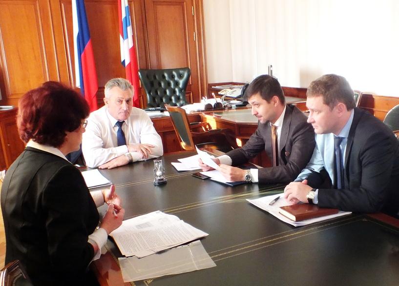 Владимир Мешков остался доволен состоянием инженерной инфраструктуры в Омской области