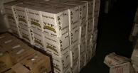 В Омске отправили на уничтожение больше 8 000 бутылок с алкоголем