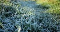 Омской области грозят заморозки