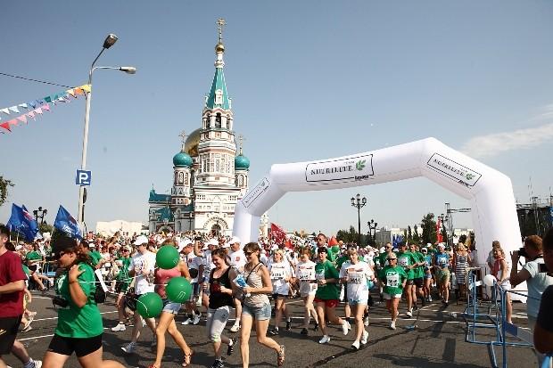 В Омске начался прием заявок для участия в Сибирском марафоне