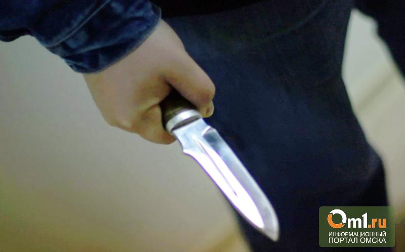 Рассвирепевший омич ударил подростка ножом в грудь