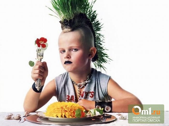 В Омской области студентов кормили кашей со вкусом металла