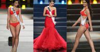 В Москве прошел полуфинал конкурса «Мисс Вселенная-2013»