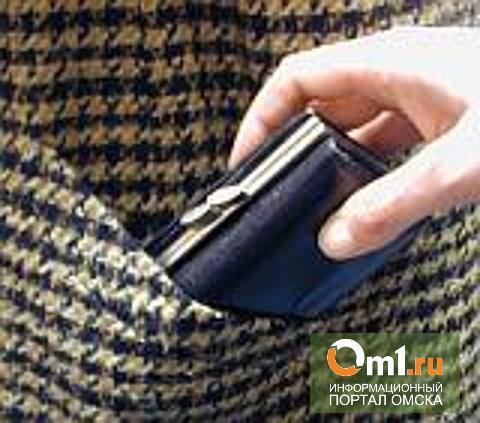 Омские полицейские обезвредили карманных воров