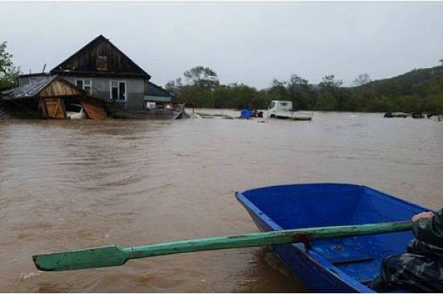 Более сотни омичей остаются без крова из-за разливов рек